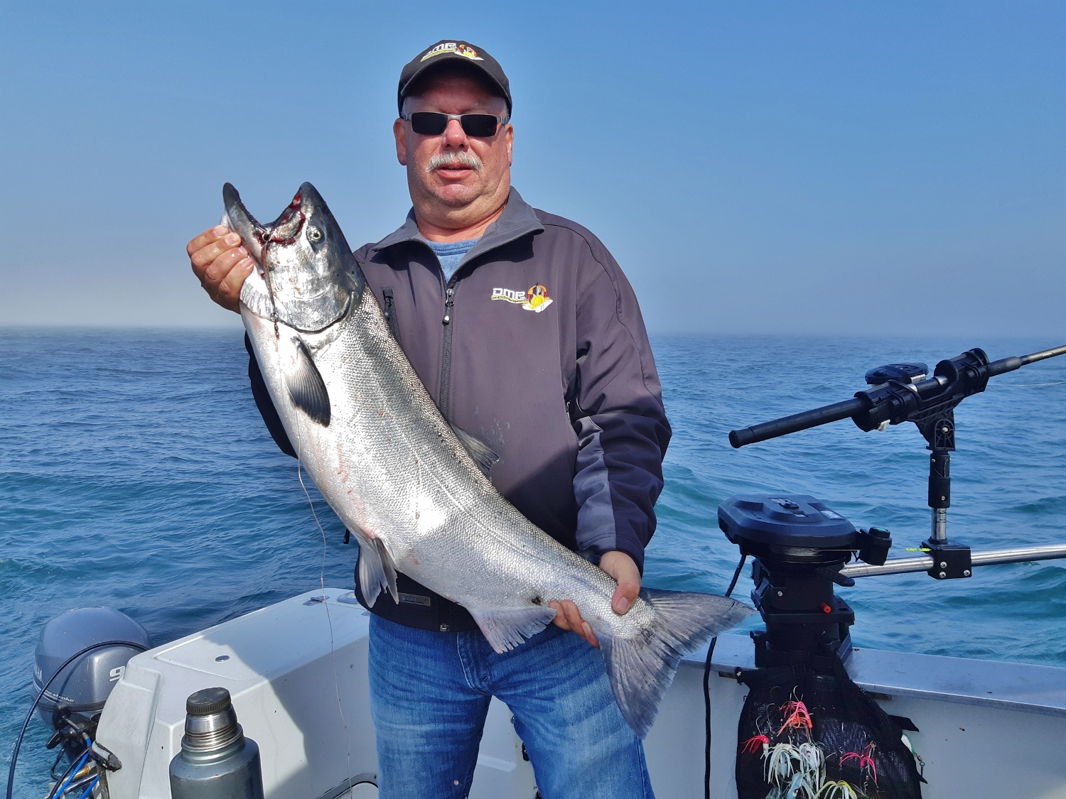Sooke, British Columbia Fishing Report